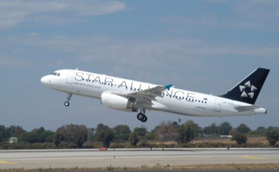 Air New Zealand est l'une des compagnies aériennes membres de Star Alliance - Photo DR