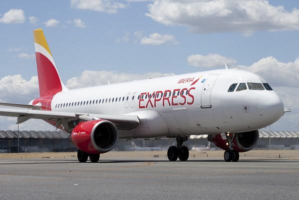 Iberia Express va voler entre Rennes et Madrid pendant l'été 2016 - Photo : Iberia Express