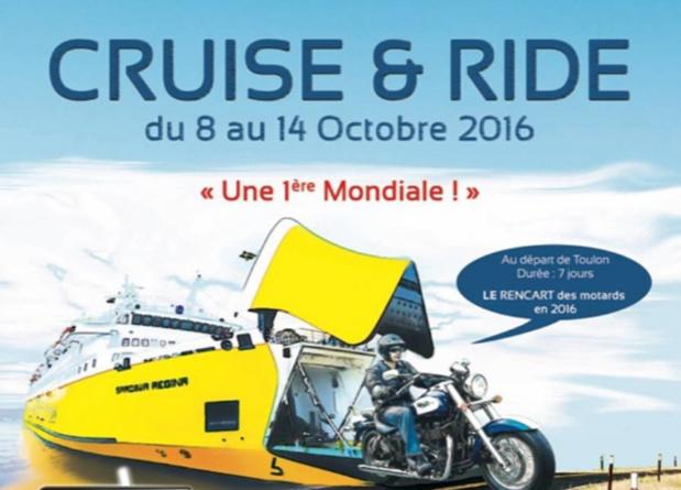 """Voyage à moto : Monsieur Pingouin lance un séjour """"Cruise & Ride"""""""