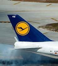 Lufthansa : 1% de commission à partir du 1er mai !