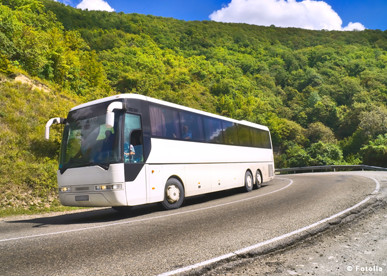 Les compagnies d'autocars ont créé près de 1 000 emplois depuis la promulgation de la Loi Macron - Photo : Fotolia.com pour l'ARAFER