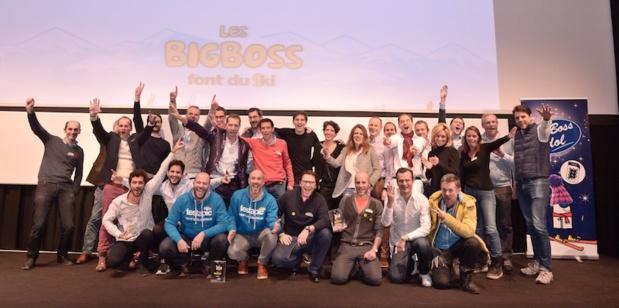 Les trophées BigBoss Idol - DR