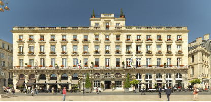 The InterContinental Bordeaux - Grand Hôtel opens its doors