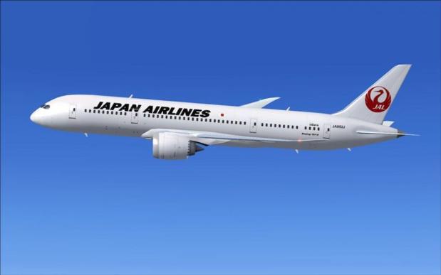 Japan Airlines victime de la frayeur des Japonais après les attentats de Paris - DR JAL