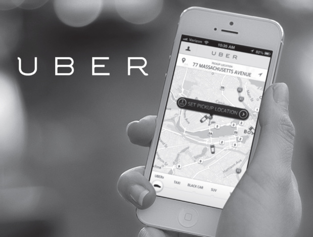 Messenger Business : Uber s'associe à Facebook