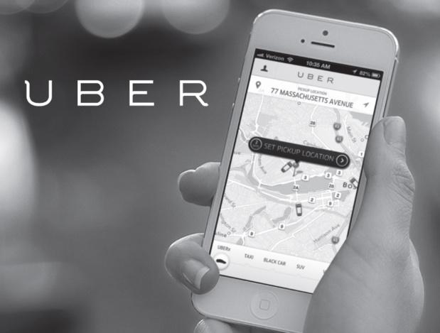 Messenger Business : Uber s'associe à Facebook