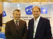 Thierry Schidler et Dominique Hummel