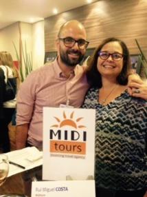 Midi Tours takes on the Brazilian market