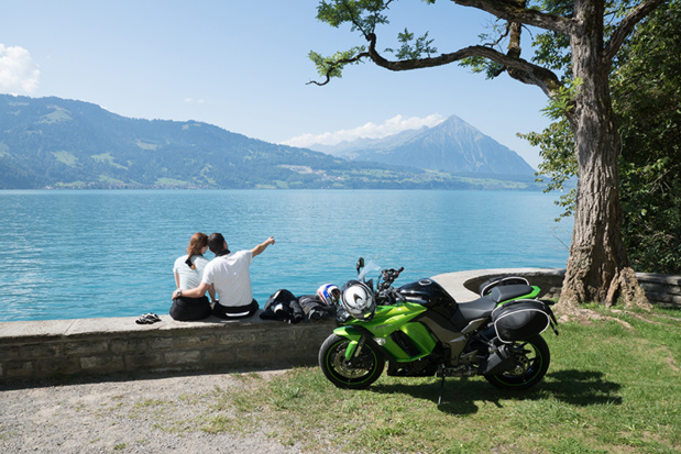 Le Grand Tour de Suisse, le circuit idéal des motards