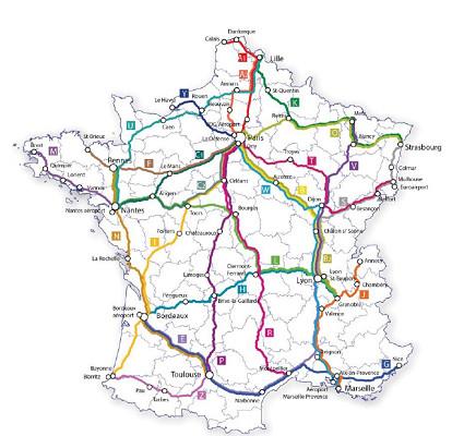 Isilines continue d'étendre son réseau de liaisons routières en France - DR : Isilines