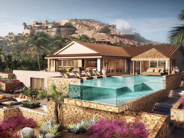 Mexique : le One & Only Palmilla va ouvrir une nouvelle villa, la Villa One