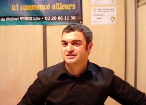 Akim Bénaissa, directeur de l'agence Instant Voyage