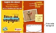 FDV J-25 : personnalisez votre emailing « La Tunisie à prix d'ami ! »