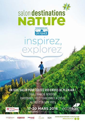 Destinations Nature marche à grands pas vers la 32ème édition