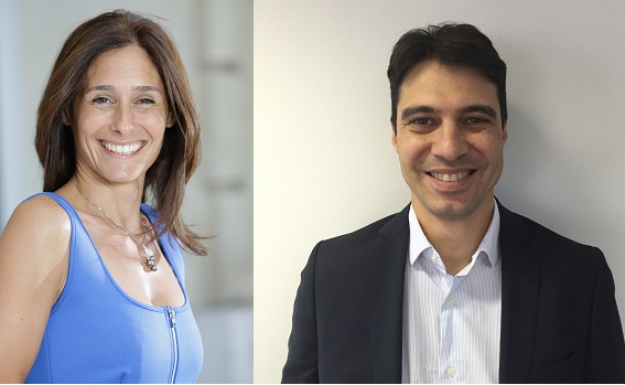 Audrey Serror devient directrice commerciale et Cédric Minasso directeur des affaires économiques et financières - Photos DR