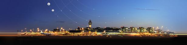 L'aéroport d'Amsterdam-Schiphol voit son trafic poursuivre sa croissance en 2015 - Photo : Schiphol Group