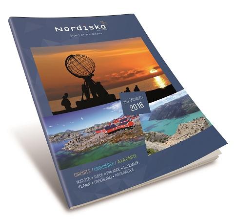La brochure 2016 de Nordiska est disponible ! - DR : Nordiska