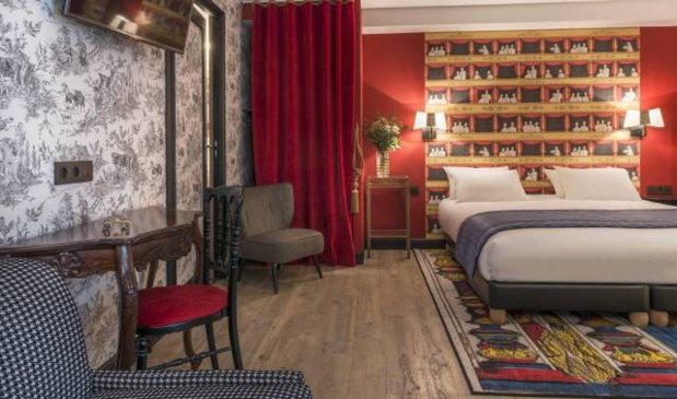 New in Paris: Sacha Hotel, a boutique hotel with unique style