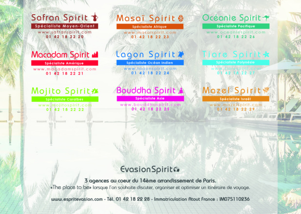 EVASION SPIRIT