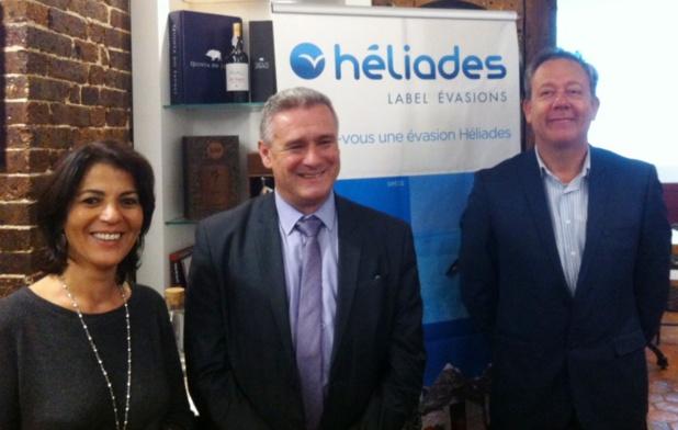Héliades a présenté la nouvelle destination de sa brochure été 2016 : le Portugal. DR-LAC