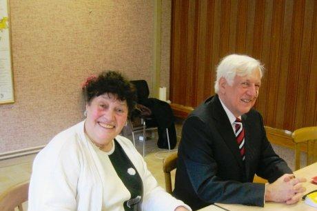 Noelle et Bertrand Braure, seniors organisateurs de voyages pour seniors. Photo AVCTM.
