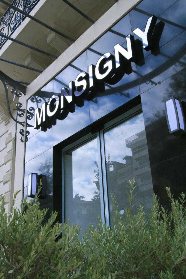 Nouveauté à Nice: l'hôtel Monsigny refait à neuf