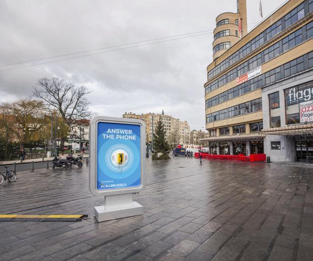 Brussels lockdown : la Belgique lance une campagne de relance #CallBrussels