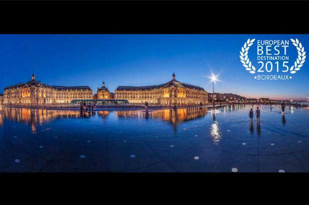 """Bordeaux élue """"meilleure destination européenne"""" - (c) Tourisme Bordeaux"""