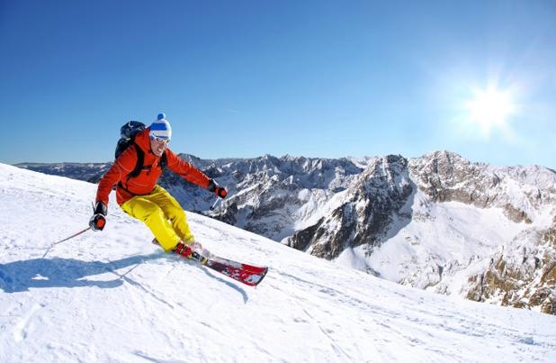 Le manque de neige n'a pas vraiment pénalisé les stations de ski pendant les vacances de fin d'année 2015 - Photo : samott-Fotolia.com