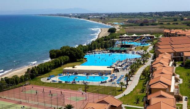 L'un des nouveaux Top Club de Top of Travel en Grèce, sur l'île de Kos - DR : Top Of Travel
