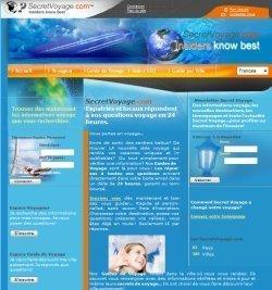 SecretVoyage.com : préparer son voyage avec l'aide des expatriés