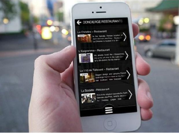 Une solution mobile de gestion des opérations et de la relation client- (c) LoungeUp