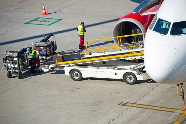 Les bagagistes auraient agi en complicité avec des trafiquants de drogue - Photo : djama-Fotolia.com
