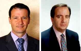F. Sauvadet et B. Echevarria