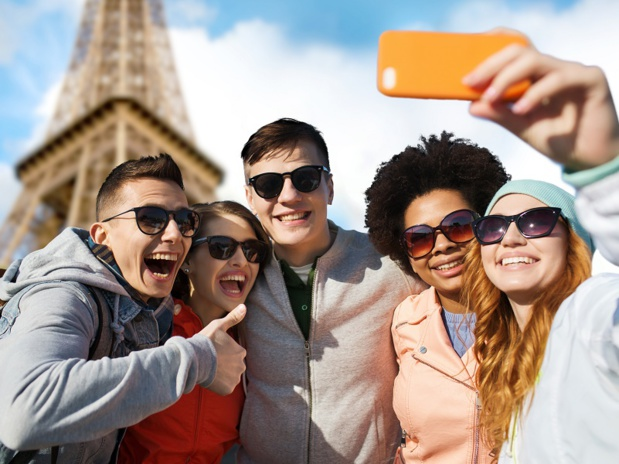 Touristic arrivals of Île-de-France increased by 3% in 2015 - Photo : Syda Productions-Fotolia.com