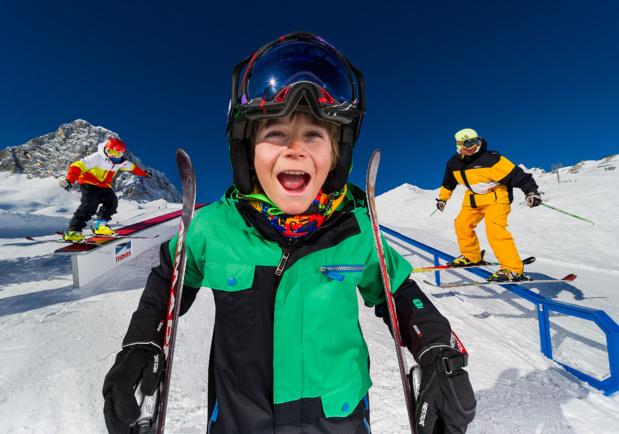 Snowpark (photo:Andy Parant)