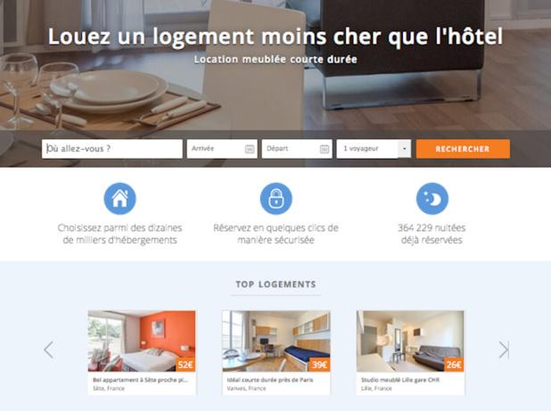 Une plateforme d'hébergement pour les voyageurs d'affaires - (c) MorningCroissant