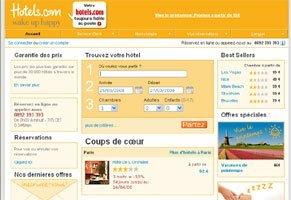 Hotels.com : prix moyen d'une chambre en hausse de 3% en France