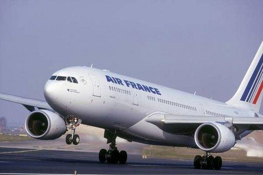 Décollage d'un A330 d'Air France