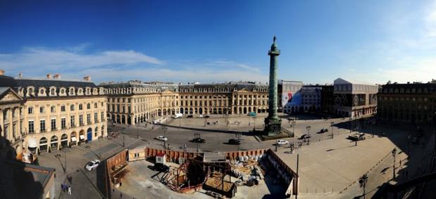 Le Ritz est actuellement en travaux de rénovation - Photo : RitzParis.com