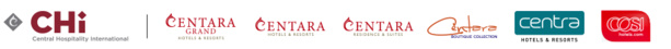 Changement de nom : Centara Hotels & Resorts devient Central Hospitality International