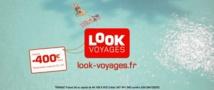 Look Voyages part en campagne publicitaire pour l'été 2016