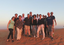 Les agences Agis Voyages, CAP 5, Globeo Travel, Sembat Voyages, Silver Voyages et le Tourisme d'Affaires ont découvert la destination - DR : Manor
