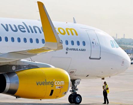 Vueling a transporté près de 25 millions de voyageurs en 2015 - Photo : Instagram