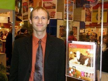Olivier Vuillier, Chargé de Promotion du CRT de Franche-Comté