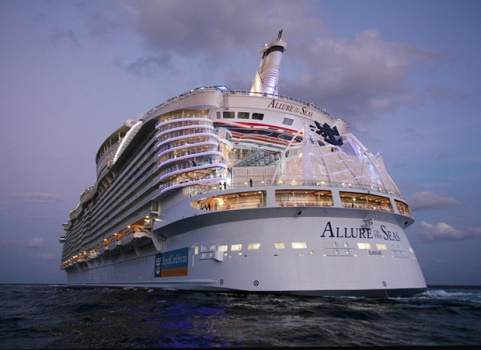 Royal Caribbean entre dans une démarche de préservation des océans - Photo : Royal Caribbean International