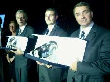 ''Lauréats de la Mer 2003'' : ABCroisière et Taitbout Voyages l'emportent