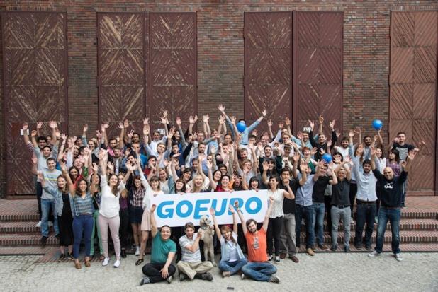 L'équipe GoEuro est constituée de 150 personnes de 32 nationalités © GoEuro