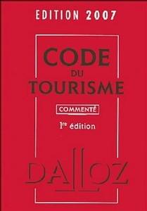 Le Code du tourisme plus fort que celui de la consommation ?