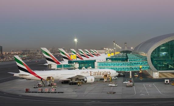 L'aéroport de Dubaï est celui qui a accueilli le plus de passagers internationaux en 2015 - Photo DR